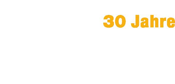 CQ 30 Jahre Logo