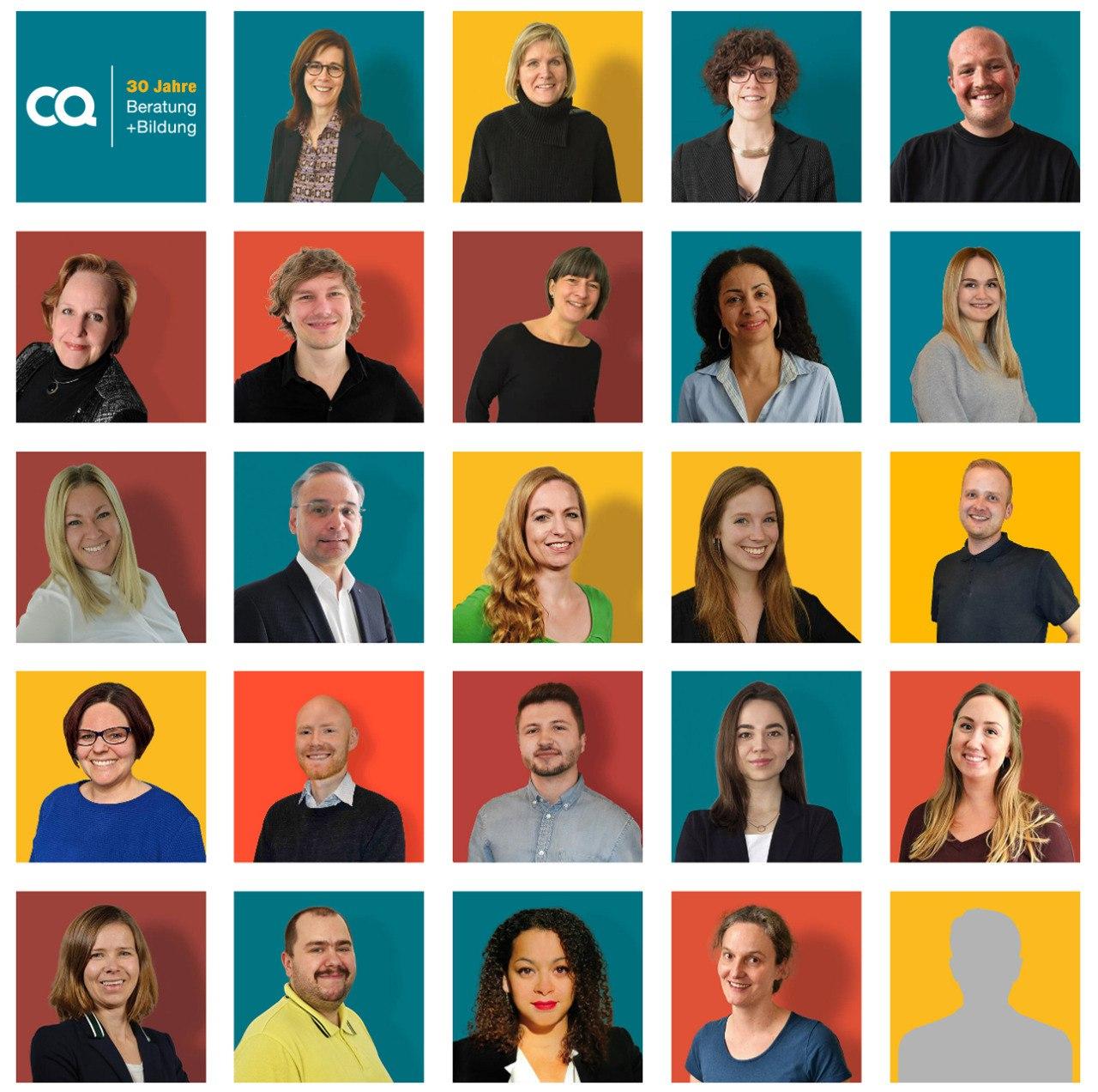 CQ Stellenangebot Jobs Newsletter
